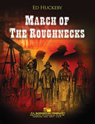 March of the Roughnecks - Partitur