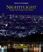 Nightflight: Scenes of a City from Above - Partitur