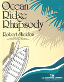 Ocean Ridge Rhapsody - Partitur
