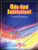 Ode and Jubilation - Partitur