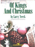 Of Kings And Christmas - Partitur