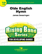 Olde English Hymn - Partitur
