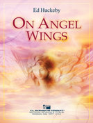 On Angel Wings - Partitur