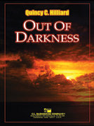 Out of Darkness - Partitur