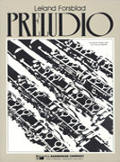 Preludio - Partitur