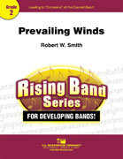 Prevailing Winds - Partitur