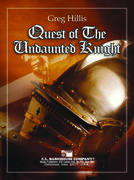 Quest of the Undaunted Knight - Partitur