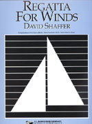 Regatta For Winds - Partitur