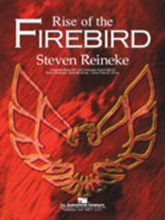 Rise of the Firebird - Partitur