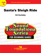 Santas Sleigh Ride - Partitur