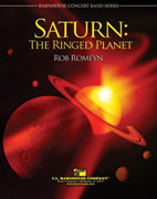 Saturn: The Ringed Planet - Partitur
