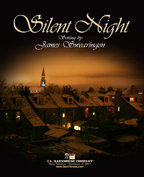 Silent Night - Partitur