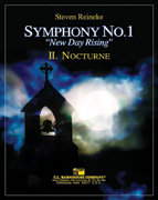 Symphony #1 - New Day Rising #2: Nocturne - Partitur