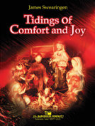 Tidings of Comfort and Joy - Partitur