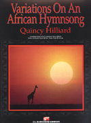 Variations on an African Hymnsong - Partitur