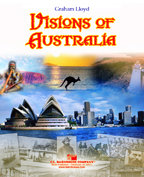 Visions of Australia - Partitur