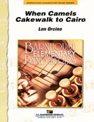 When Camels Cakewalk in Cairo - Partitur