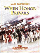 When Honor Prevails - Partitur