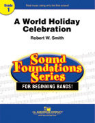 World Holiday Celebration, A - Partitur