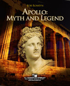Apollo: Myth and Legend - Partitur DIN A3 Großformat