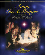 Away In A Manger - Partitur DIN A3 Großformat