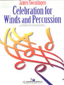 Celebration for Winds and Percussion - Partitur DIN A3 Großformat