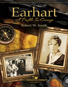 Earhart: A Profile in Courage - Partitur DIN A3 Großformat