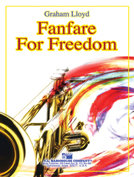 Fanfare for Freedom - Partitur DIN A3 Gro�format
