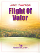 Flight of Valor - Partitur DIN A3 Großformat