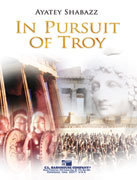 In Pursuit of Troy - Partitur DIN A3 Großformat