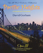 Pacific Heights - Partitur DIN A3 Großformat
