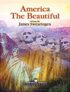 America the Beautiful (His Grace On Thee) - Set (Partitur und Stimmen)