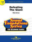 Defeating the Giant - Set (Partitur und Stimmen)