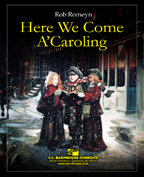 Here We Come ACaroling - Set (Partitur und Stimmen)