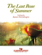 The Last Rose of Summer - Set (Partitur und Stimmen)