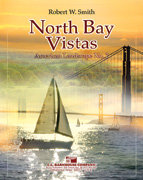 North Bay Vistas (American Landscape #2) - Set (Partitur und Stimmen)