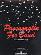 Passacaglia for Band - Set (Partitur und Stimmen)