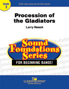 Procession of the Gladiators - Set (Partitur und Stimmen)