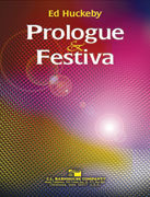 Prologue and Festiva - Set (Partitur und Stimmen)
