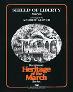 Shield of Liberty: March - Set (Partitur und Stimmen)