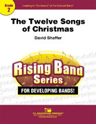 Twelve Songs of Christmas, The - Set (Partitur und Stimmen)