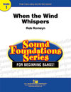 When the Wind Whispers - Set (Partitur und Stimmen)