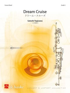 Dream Cruise - Partitur
