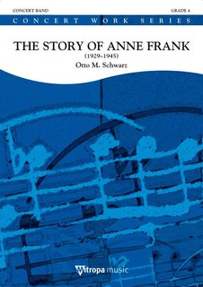 The Story of Anne Frank - Partitur