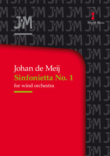 Sinfonietta No. 1 - Set (Partitur + Stimmen)