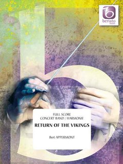 Return of the Vikings - Set (Partitur + Stimmen)