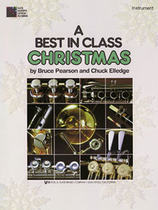 Best in Class Christmas Altsaxofon