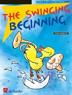 The Swinging Beginning - Sopransaxofon/Tenorsaxofon