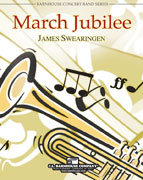 March Jubilee - Partitur Grossformat