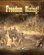 Freedom Rising - Partitur